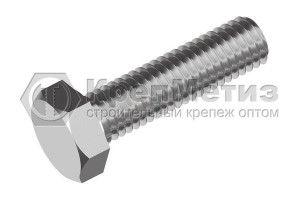Болты нержавеющая сталь - Фото 1