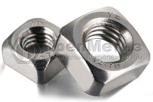 Гайки нержавеющая сталь - Фото 3