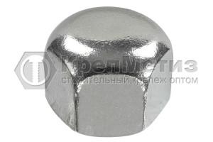 Гайки нержавеющая сталь - Фото 1