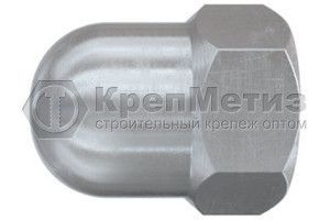 Гайки нержавеющая сталь - Фото 34
